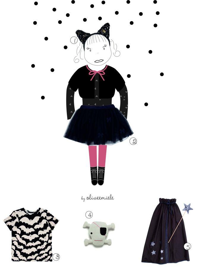 Bambina Halloween