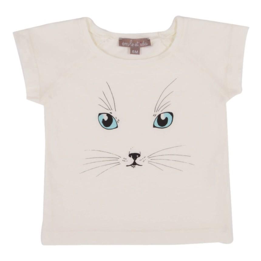 t-shirt-gatto-bebe