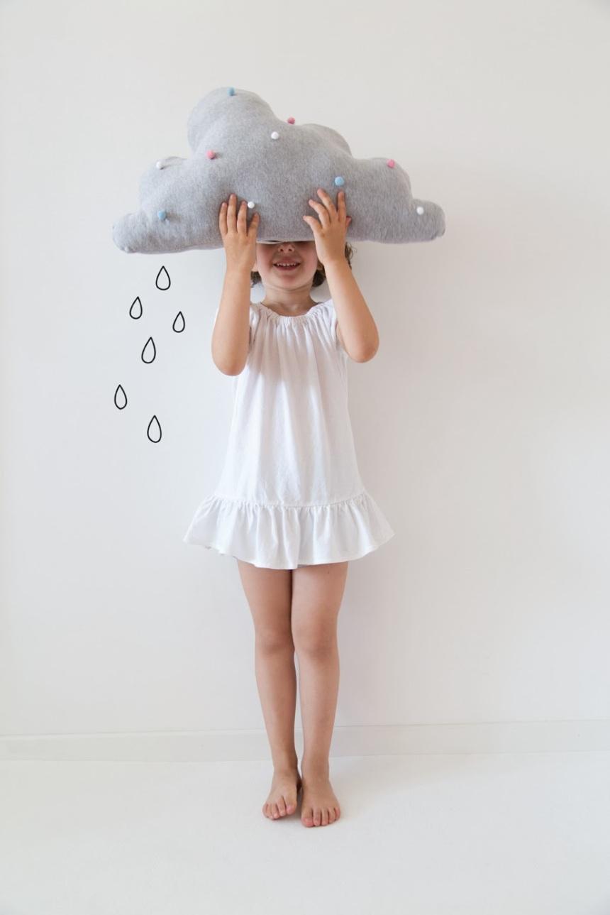nuvola pioggia