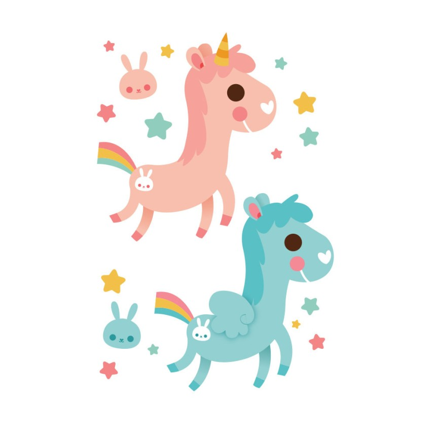 Magic-Horses
