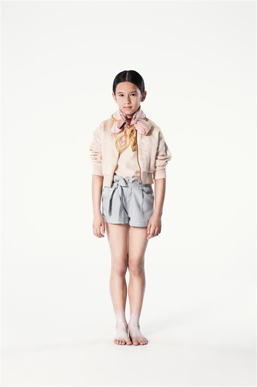 Delana Jacket, Josie Top & Tabhita Shorts (Medium)