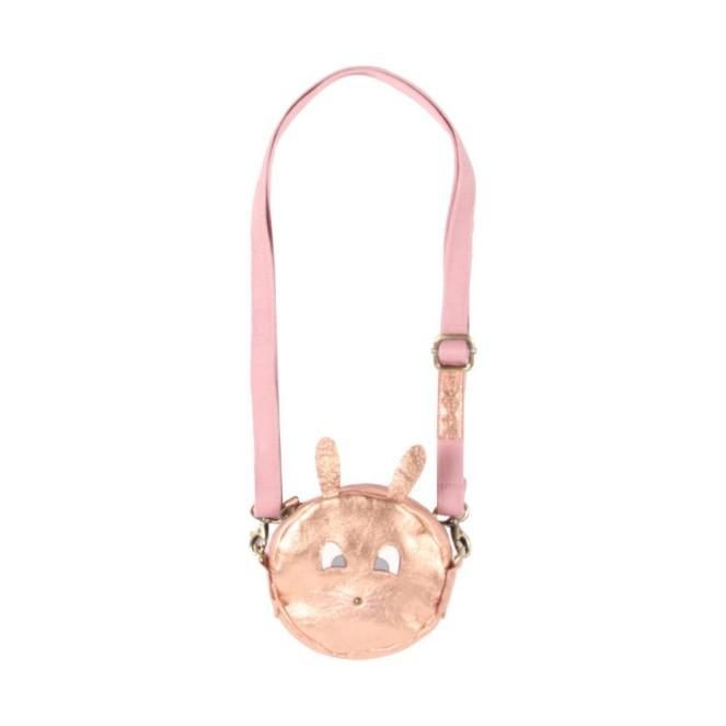 borsa-tracolla-ronron-lapinette-rosa